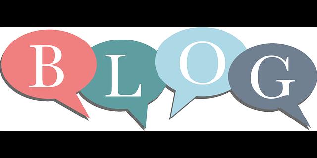 blog online presence