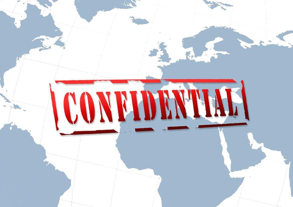 confidential executive job search