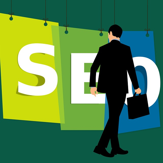 executive job search SEO