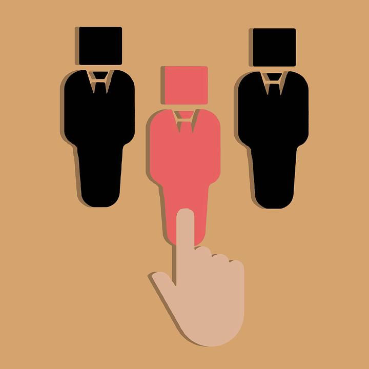 executive job interview