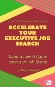 accelerate executive job search