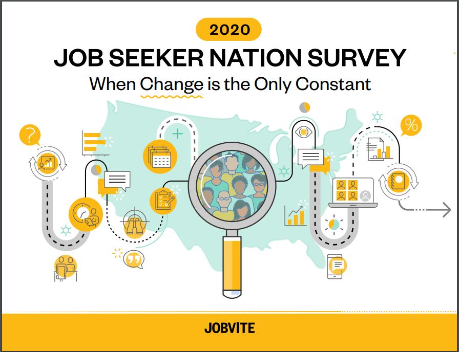 Jobvite job seeker report